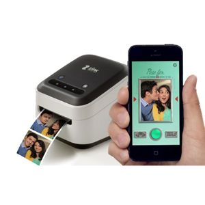 Print all your favorite photos from your Smart Phone, Tablets and even with your reader with Zink Happy Smart App Printer