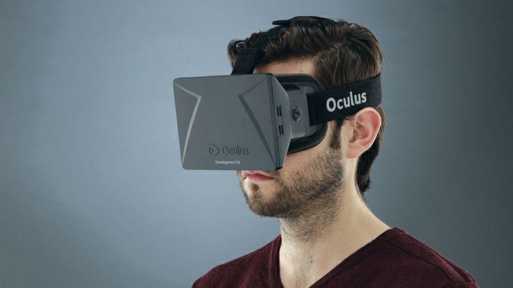 Por qué Facebook compró Oculus VR