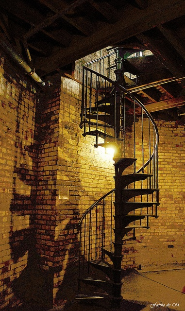 Tower Stairs -Casa Loma