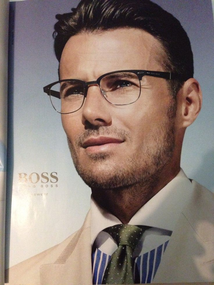 Hugo Boss Eyewear Master The Light Accessories Round
