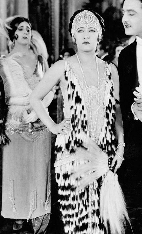 Gloria Swanson in My American Wife, 1922