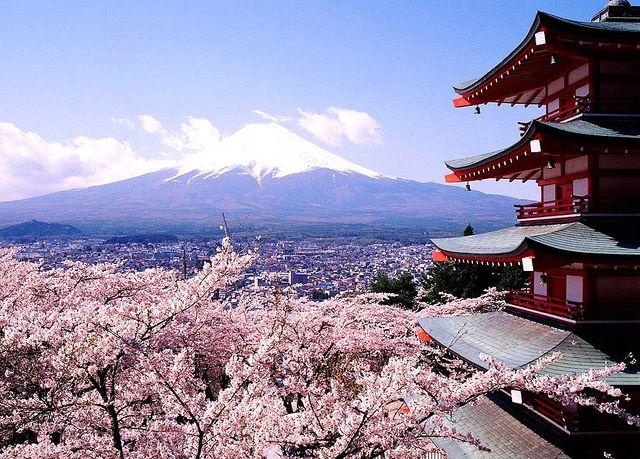 海外旅行世界遺産 富士山 富士山-信仰の対象と芸術の源泉の絶景写真画像ランキング  日本