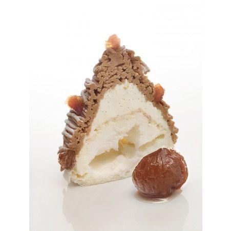 Michalak dessert Mont Blanc © Laurent Fau - Les meilleures pâtisseries du monde…