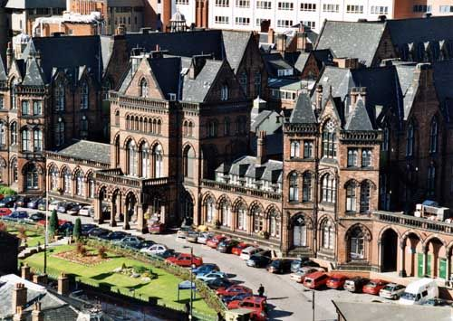 Leeds General Infirmary John Mayhall -the high sheriff was a main benefactor to the building and upkeep of the General