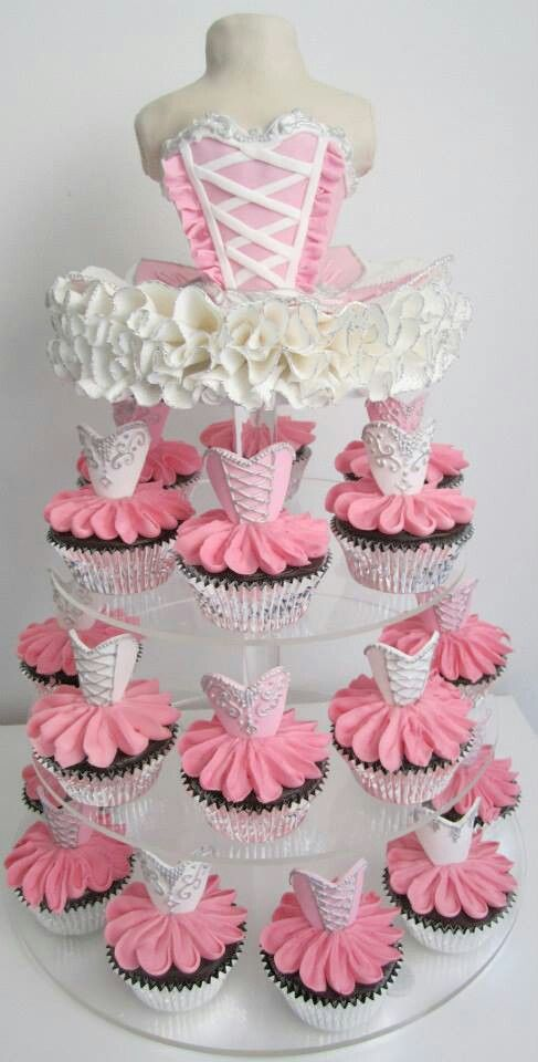 Ooh! I wish I had time to make a ton of these for my dancers!!