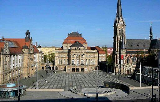 Theaterplatz Chemnitz (3)
