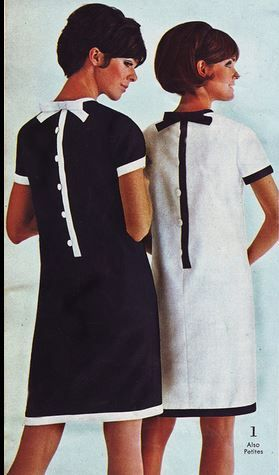 1960s Dresses - A Rainbow of 50 Dresses (Pictures)