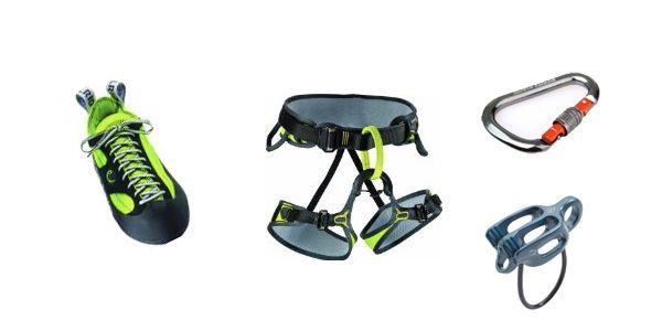Kletterausrüstung-für-die-Halle