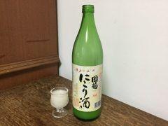 日本酒大好きに良い時期到来です にごり酒は 火入れをしないので酒の旨みがいっぱい 詰まっています ドブロクとも呼ばれその名前を聞いただけで のどがごくんとなる年令です 福岡県朝倉市の国菊にごり酒はいいですね 当社の自然薯とろろ汁がふるさと納税で朝倉市 から紹介されているのも何かの縁でしょうね 妻は 酒の(きき酒師)で私は飲み助です #にごり酒 #きき酒師 #ふるさと納税 #福岡県朝倉市 #国菊 #自然薯とろろ汁 tags[福岡県]