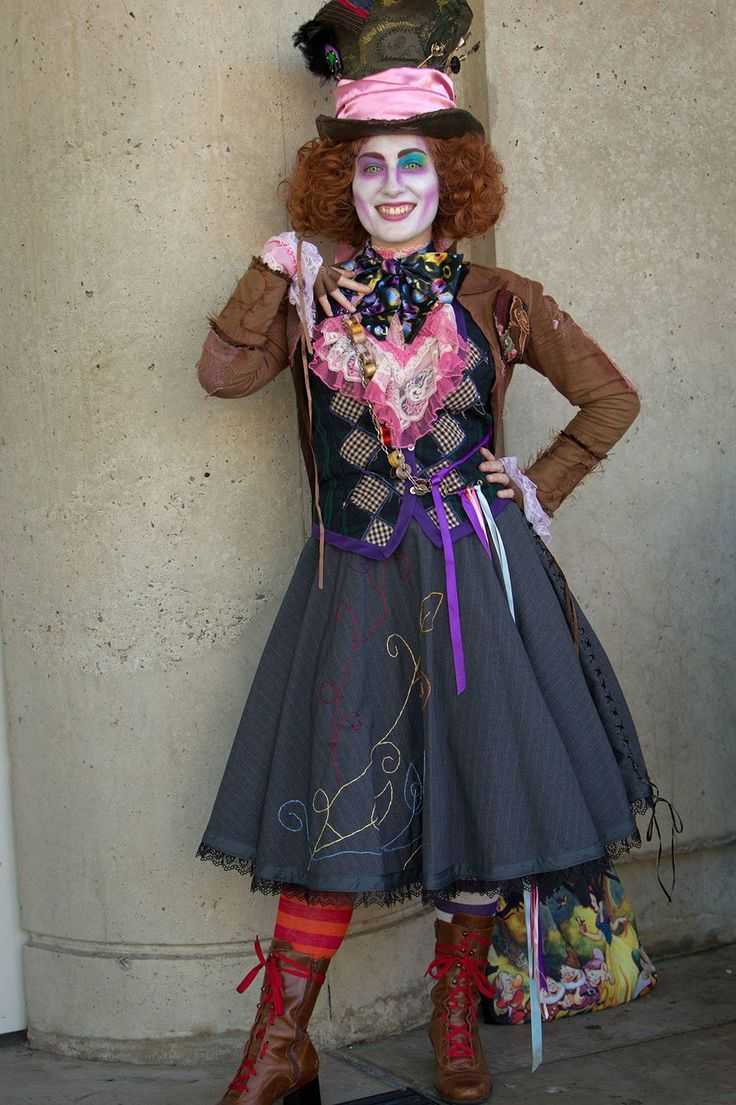 Image result for mad hatter diy costume women