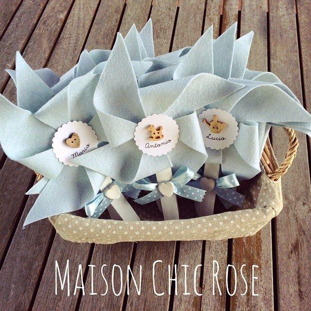 Maison Chic RoseBABY GIRANDOLINE AZZURREchez Maison Chic Rose