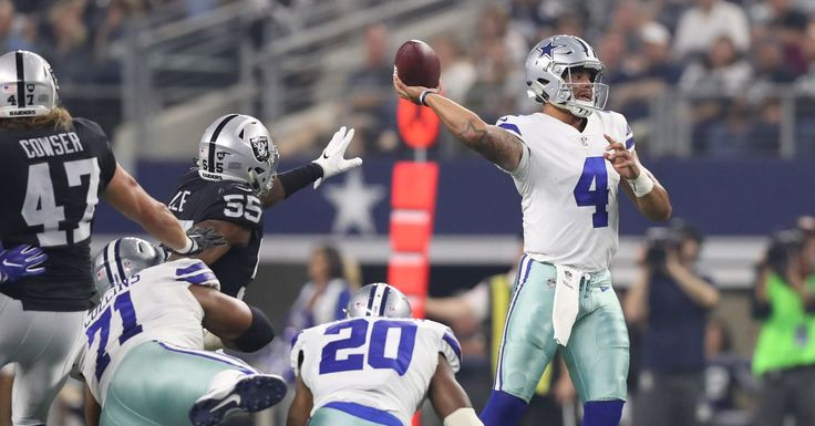 Giants vs. Cowboys 2017: Start time, TV schedule for 'Sunday Night Football'