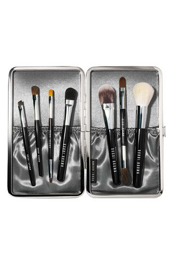 Bobbi Brown 'Luxe' Brush Set available at #Nordstrom