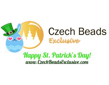 ✔ What's Hot Today: ♣ Happy St. Patrick`s Day! ♣ https://czechbeadsexclusive.com/%e2%99%a3-happy-st-patricks-day-%e2%99%a3/?utm_source=PN&utm_medium=czechbeads&utm_campaign=SNAP #CzechBeadsExclusive #czechbeads #glassbeads #bead #beaded #beading #beadedjewelry #handmade
