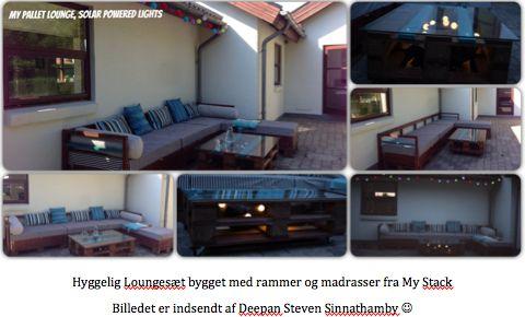 Pallelounge. Køb delene på www.mystack.dk