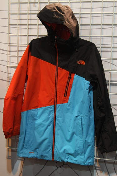 north face gonzo jacket