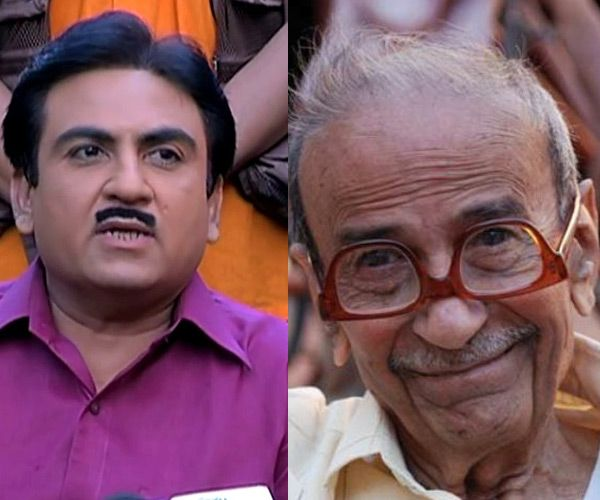 Writer Taarak Mehta passes away: Dilip Joshi aka Jethalal Gada mourns his death #FansnStars