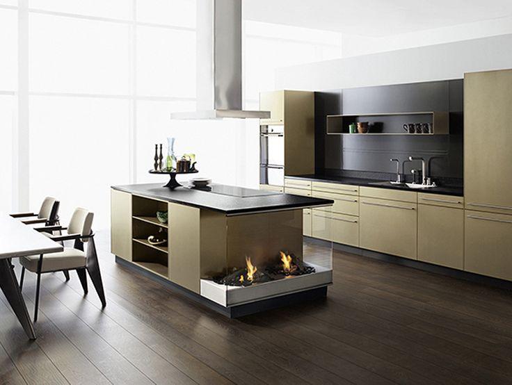 Download Moderne Kuche Lucrezia Design Bilder | Villaweb, Kuchen