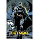 BATMAN Classic Comic - Maxi Poster - 61 x 91.5cm Batman (originally referred to as the Bat-Man and still referred to at times as the Batman) is a fictional character, a comic book superhero co-created by artist Bob Kane and writer Bill Finger (altho http://www.MightGet.com/january-2017-11/batman-classic-comic--maxi-poster--61-x-91-5cm.asp