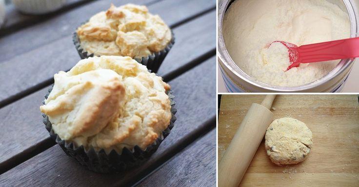 Si estás intentando evitar las harinas blancas de tu dieta, prueba esta rápida, económica y deliciosa receta para preparar un pan de leche saludable.