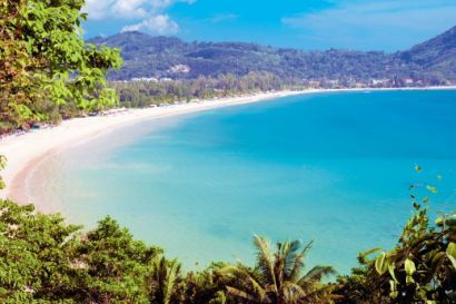 Holidays in Phuket - Kamala Beach in Thailand. #corona #coronaextra #theplacetobe