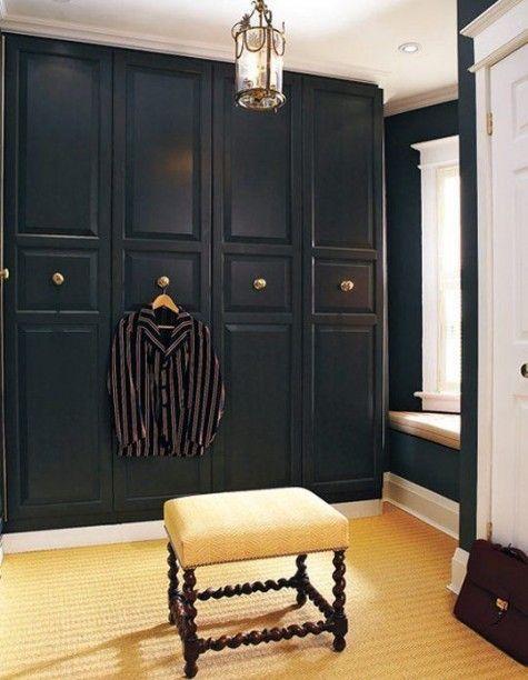 24 IKEA Pax Wardrobe Hacks | ComfyDwelling.com #IKEA #pax #wardrobe #hacks