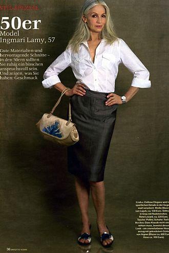 Close Models - Model Gallery of Female Models from the Leading UK Model Agency in London - Model Card for Ingmari Lamy