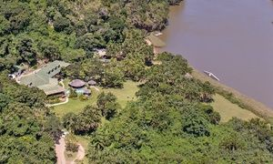 Groupon - KwaZulu-Natal: One to Three-Night Stay for Two at Umtamvuna River…