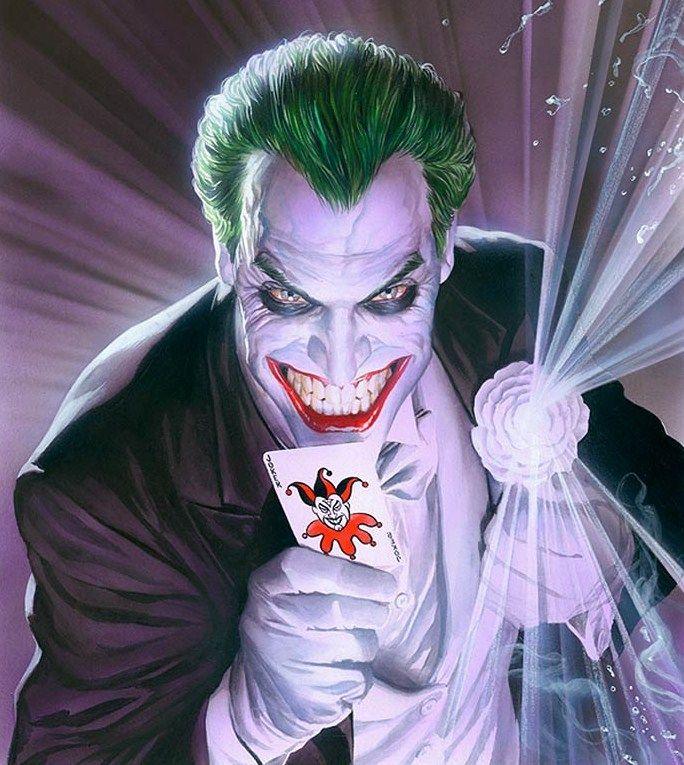 The Joker by Alex Ross