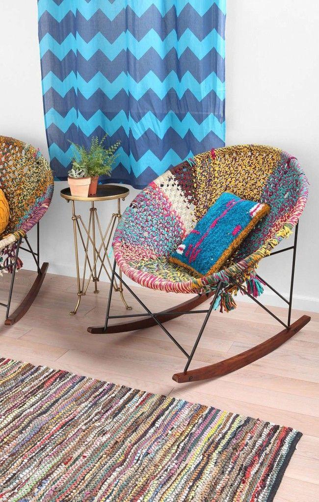Безусловный плюс самодельного кресла-качалки — его соответствие именно Вашим вкусам