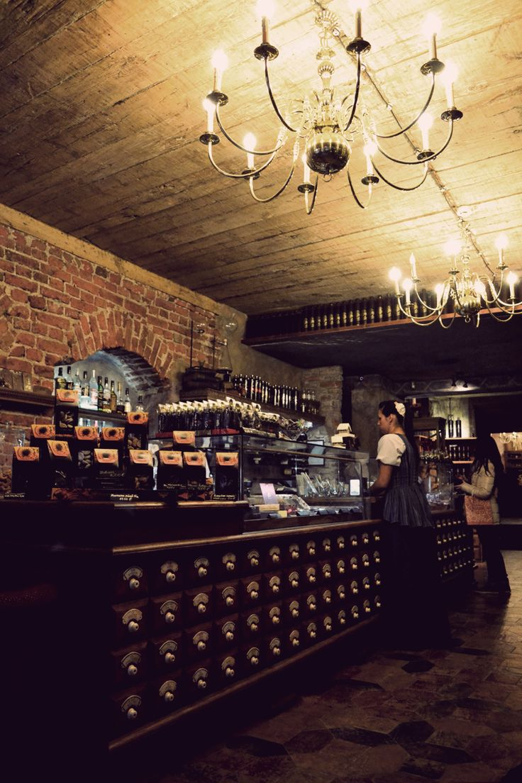Black Magic - Riga's Dark and Delightful Chocolate Cafe and Bar - Fizzy Cola