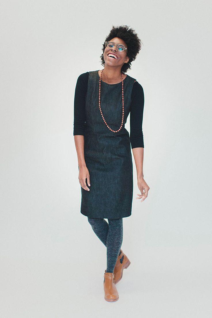 194 best Kleider nähen images on Pinterest   Feminine mode, Für ...