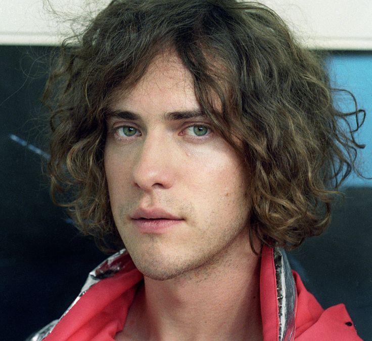 Andrew Van Wyngarden - Lead singer of MGMT