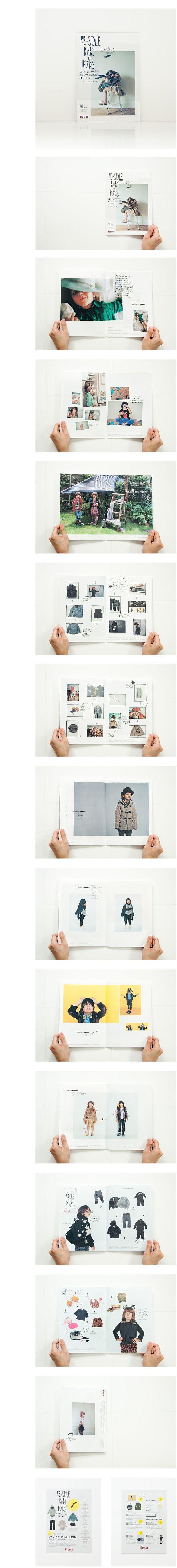 Magazine - Re-Style Baby & Kids - Enfants - Mode: