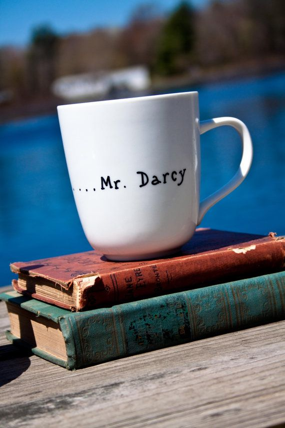 could do elizabeth on one for wife and mr darcy on another for husband<<<< that would be very adorable but i just want that mug hehe;)