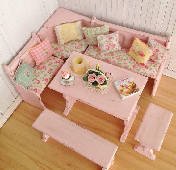 225 Best The Miniature Kitchen Images On Pinterest: 1010 Best Dollhouse Miniatures Images On Pinterest