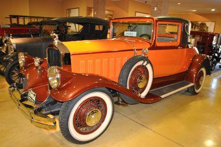 Cars.. cars.. and more cars, Museo de #Automovil at Vina Santa Cruz - #colchaguatours | Colchagua Tours