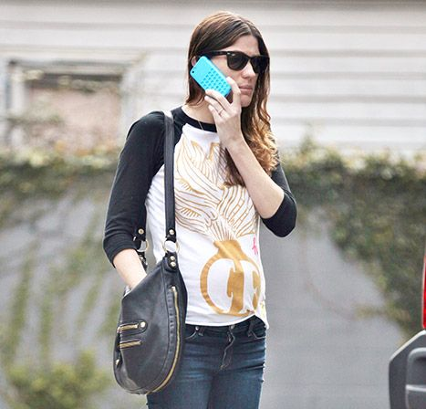 Double congrats! Jennifer Carpenter is pregnant and engaged to boyfriend Seth Avett, her rep confirms to Us Weekly.