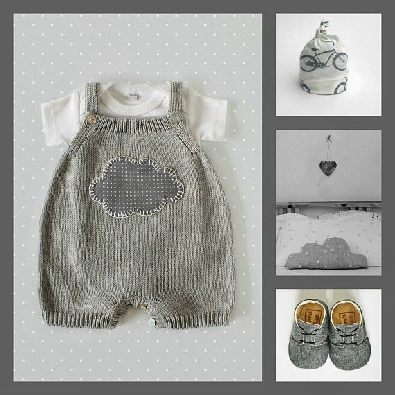 I love gray for babies, and you?                                          Overalls -  tenderblue     Hat -  GrowingUpWild     Cloud Cush...