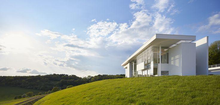 Gallery of Oxfordshire Residence / Richard Meier & Partners - 1