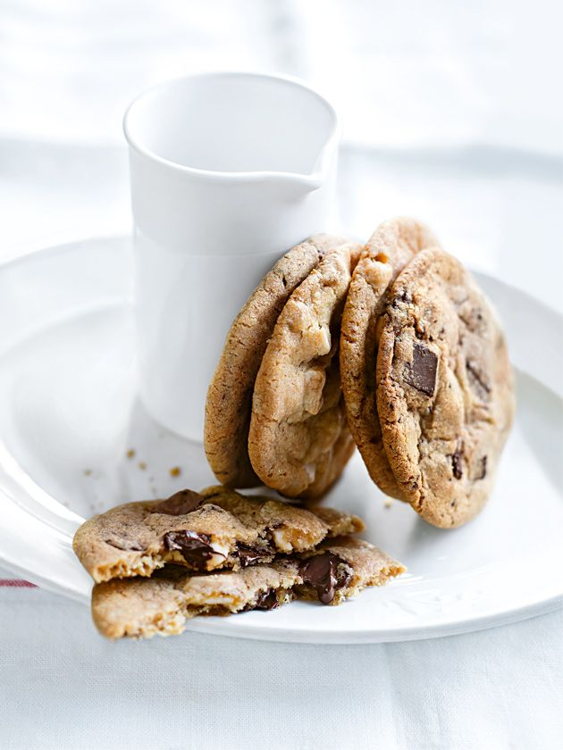 There's nothing that can beat a delicious and chewy chocolate chip cookie.