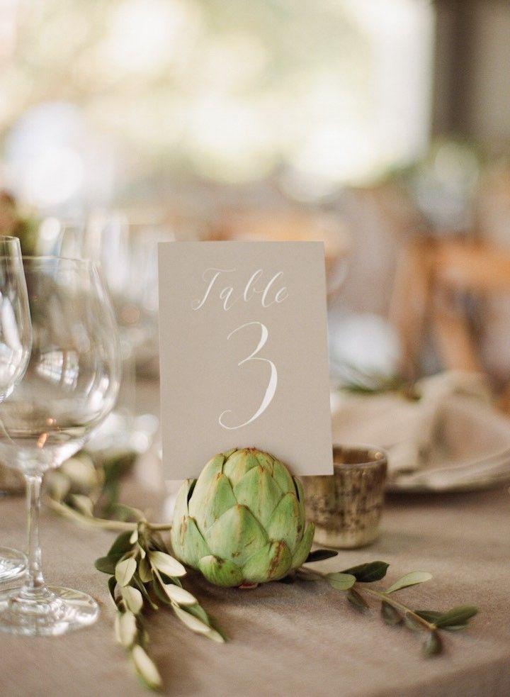 Stunning Arboretum Style Napa Wedding - MODwedding