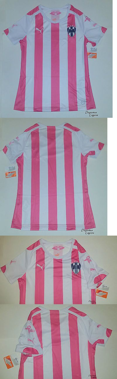 Women 159098: Rayados De Monterrey Puma Project Pink Womens Jersey Size Xs Mexico Soccer BUY IT NOW ONLY: $63.99