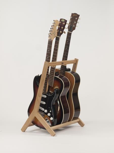 18 best guitar stands images on pinterest guitar stand guitar rack and guitar storage. Black Bedroom Furniture Sets. Home Design Ideas