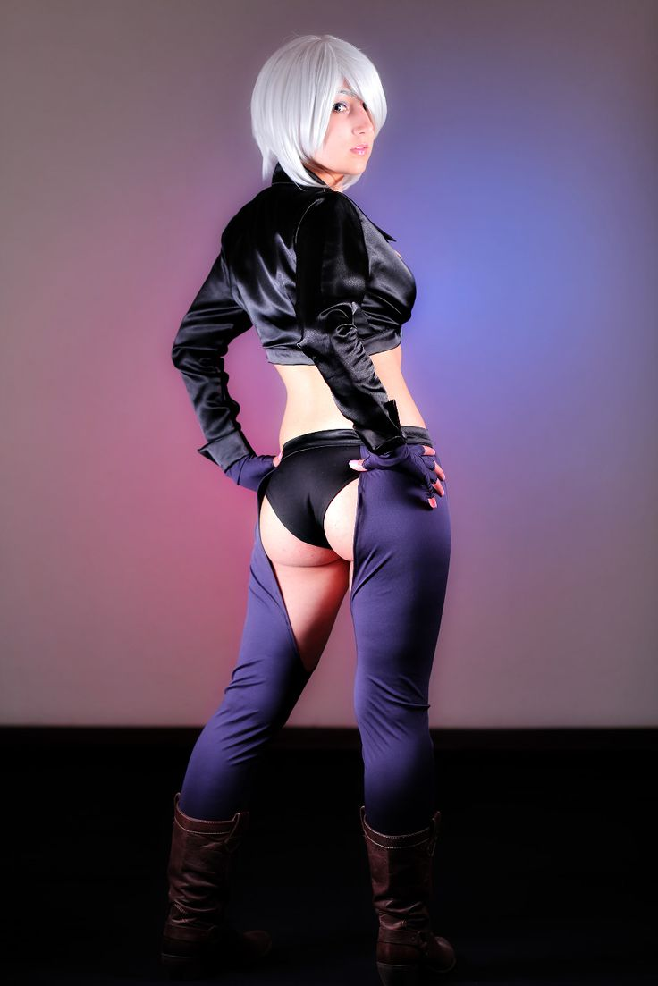 King of Fighters by DalinCosplay Check out http://hotcosplaychicks.tumblr.com for more awesome cosplay