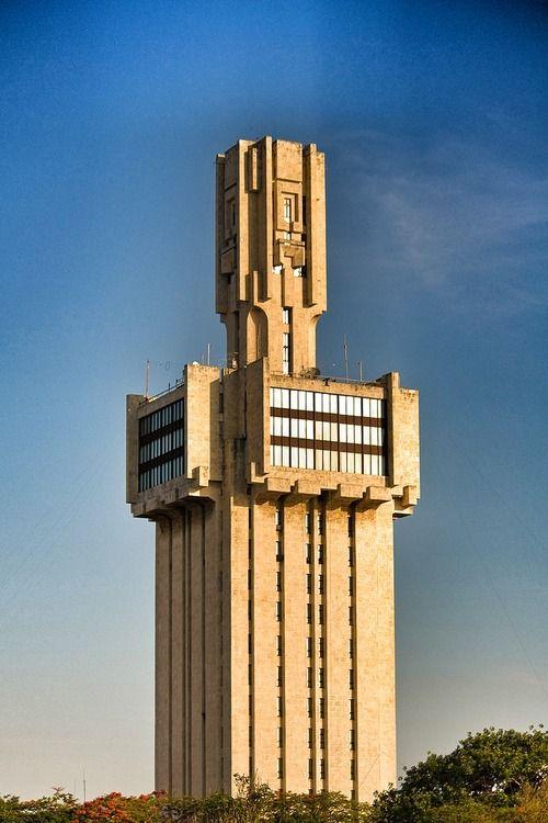 Russian Embassy, Havana, Cuba