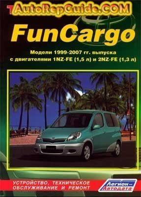 download free toyota funcargo 1999 2007 repair manual image