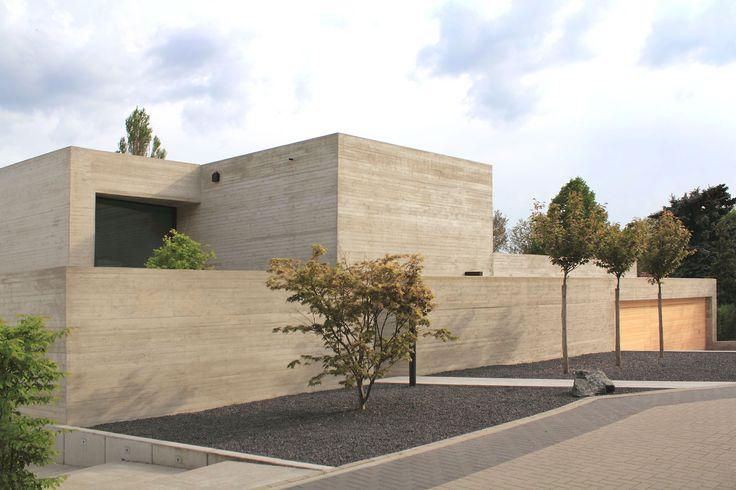 Wohnen in Holz und Beton / Kompromisslos in Braunschweig - Architektur und Architekten - News / Meldungen / Nachrichten - BauNetz.de