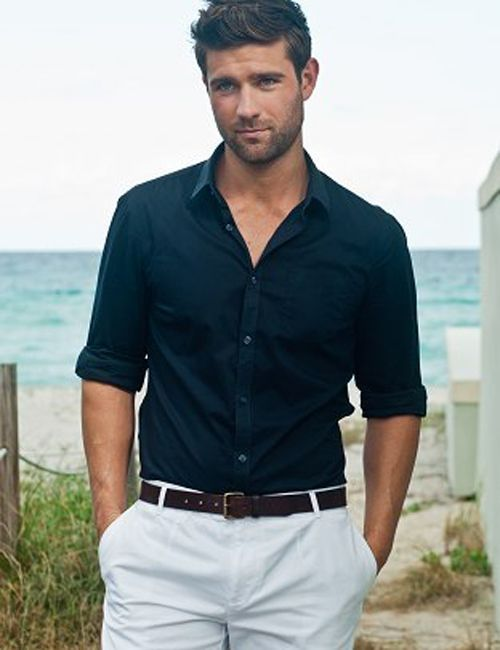 Men's casual style | Todd Finlay