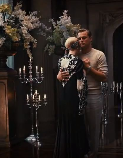 Fashion Teasers from the New Great Gatsby Trailer: Daisy's daytime casual look.